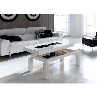 Mesa de centro: mesa de centro de altura regulable Transformando ...
