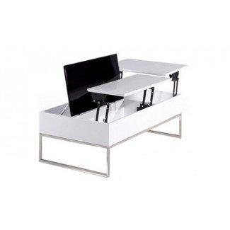 Mesa de centro: impresionante mesa de centro ajustable para ...