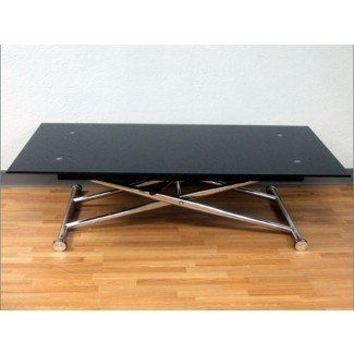 Muebles de mesa de centro de altura ajustable | Guía de mesas de café