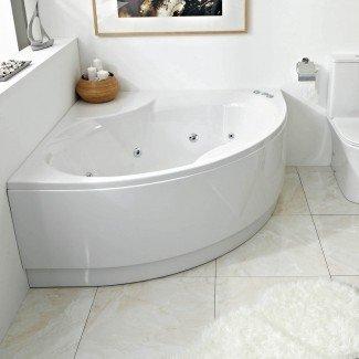 Phoenix Baños - Nice Corner Bath inc Panel