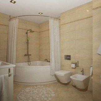 Cómo hacer plomería para grifo de bañera romana con A
