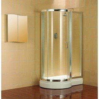 cabinas de ducha cuadrantes | The Alternative Bathroom Blog
