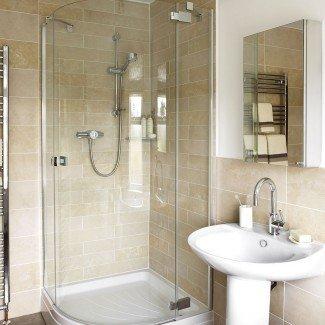 Optimiza tu espacio con estas ideas inteligentes para baños pequeños ...