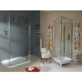 Interior: cabinas de ducha de esquina para cuartos de baño pequeños ...