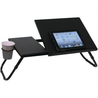 Soporte para laptop para cama diy - Revisión y foto