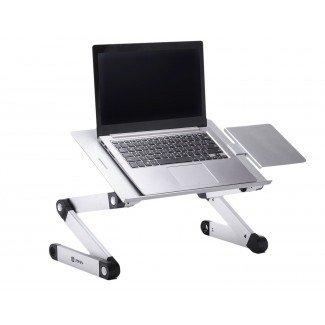 ¿Tiene síndrome de cuello de computadora? Laptop ajustable ...