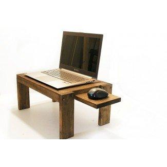 Soporte para laptop de madera para cama | - Imágenes ...