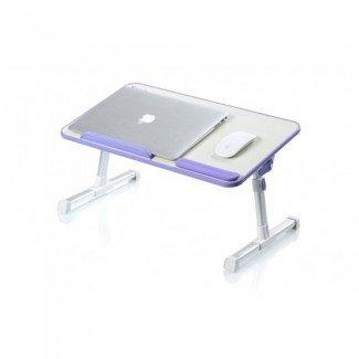XGear A8 Mesa de cama plegable portátil para escritorio de computadora portátil ...