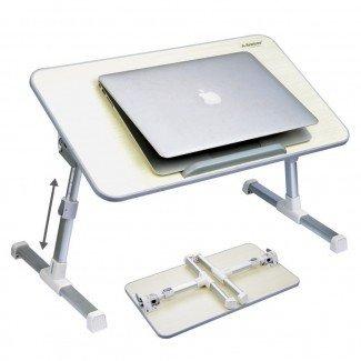 ¡Ahorre 20%! - Mesa de cama para portátil ajustable de calidad Avantree ...