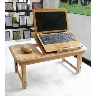 Escritorio para computadora para cama - Whitevan