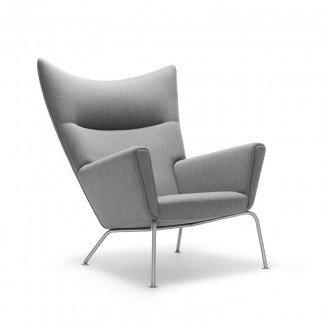 Wing chair de Hans J Wegner, CH445 - Carl Hansen