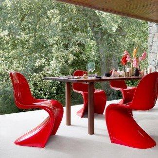Silla Panton de Vitra en nuestra tienda de diseño de interiores