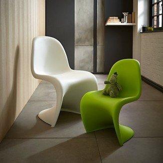 La silla Panton es una silla de diseño para niños de