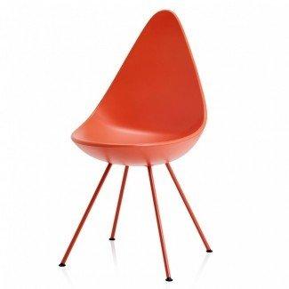 Una silla baja