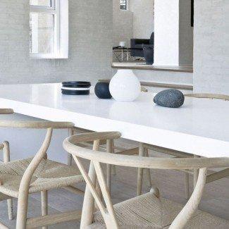 ++ silla Wegner wishbone | interieur | Pinterest