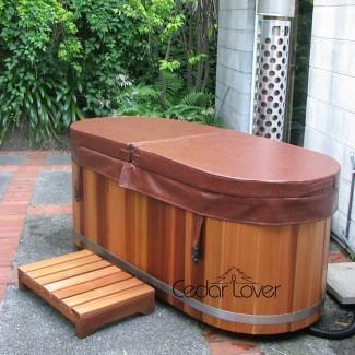 bañera de hidromasaje | bañera de hidromasaje de cedro rojo | bañera de hidromasaje de madera | barril Richy ...
