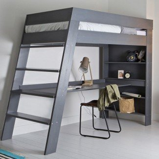 Las mejores 25+ ideas de escritorios de cama tipo loft en Pinterest | Litera