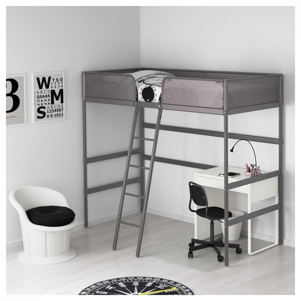 IKEA TUFFING Loft Bed Frame