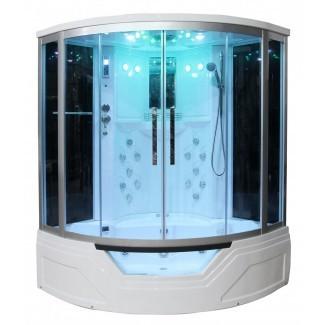"59 ""Eagle Bath WS-703 Steam Shower Sauna Enclosures w ..."