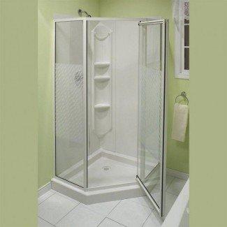 17 mejores ideas sobre pequeñas duchas en Pinterest ...