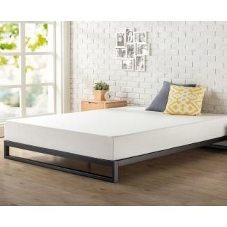Estructura de cama de plataforma Shanaia