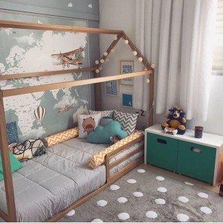 Las mejores 25+ ideas de camas Montessori en Pinterest | Piso para niños pequeños