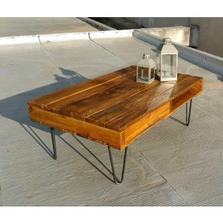 15 Adorable Pallet Coffee Table Ideas | Muebles de paleta