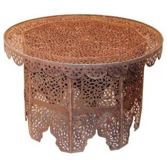 15 Mesas de café marroquíes inspiradoras y hermosas   Hogar ...