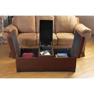 Storage Coffee Table / Ottoman - 117915, Living Room ...