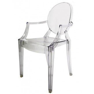 Kartell Louis Ghost Chair Philippe Starck | diseño moderno ...