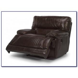 Silla de cuero con mechones y medias sillas: hogar