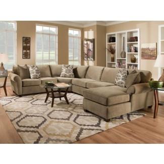 Sofá seccional más cómodo para cumplir un placer ...