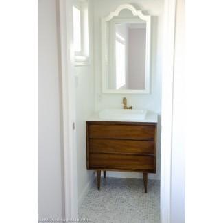 Diseño de un baño pequeño - Cre8tive Designs Inc.