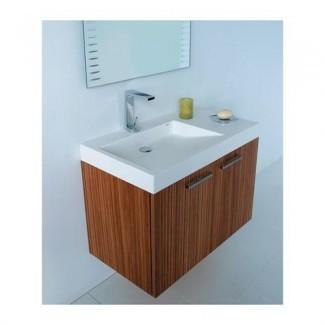 Cree un aspecto contemporáneo con el baño moderno de mediados de siglo ...