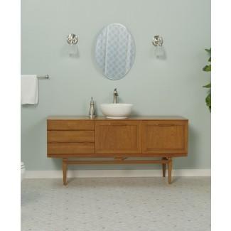 Upcycle un tocador de baño Dresser
