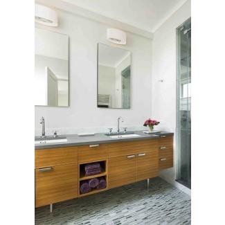 mediados de siglo-vanity-Kitchen-Craftsman-with-full-lite-despetry ...