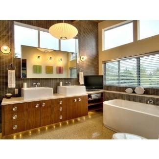 Mid Century Modern Vanity actualiza cada baño con ...
