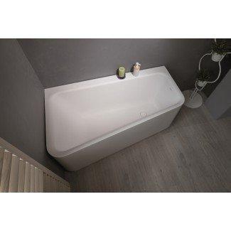 Bañeras preciosas para su baño pequeño