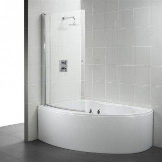 Bañera y ducha de esquina   Ideal Standard Create offset ...
