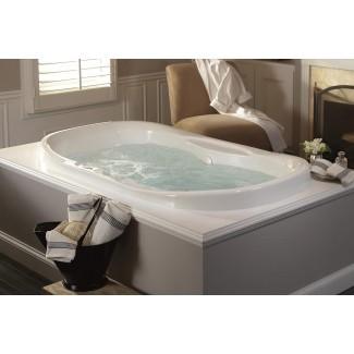 Idea de bañeras: caída excepcional en bañera de hidromasaje Whirlpool ...