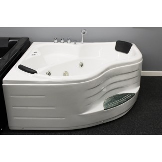 Idea de bañeras: increíble bañera para 2 personas con jacuzzi 3 persona caliente