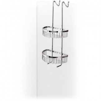 Snowhill Over the Door Shower Caddy