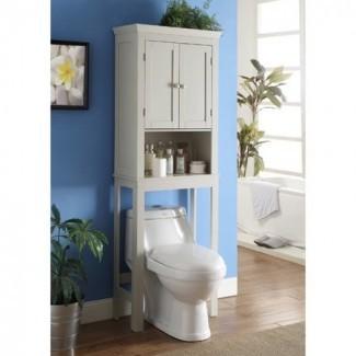 4D Concepts Rancho Bathroom Space Saver Over el inodoro ...