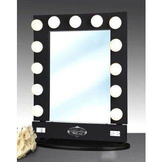 Espejo de maquillaje iluminado: amplifica tu extinción con un ...