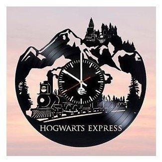 Vida en el hogar del disco de vinilo de Harry Potter Hogwarts Express ...