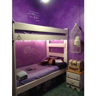 15 habitaciones temáticas de Harry Potter, solo porque - Modernizar