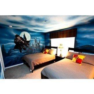 Decoración de habitaciones temáticas - Maries Manor: Harry Potter ...