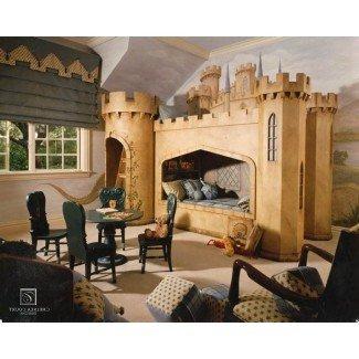 dormitorio moderno de harry potter con harry potter gryffindor ...