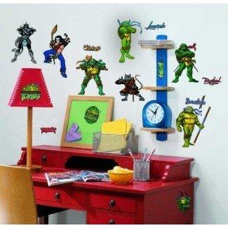 Tortugas ninjas mutantes adolescentes de Nickelodeon - decoración