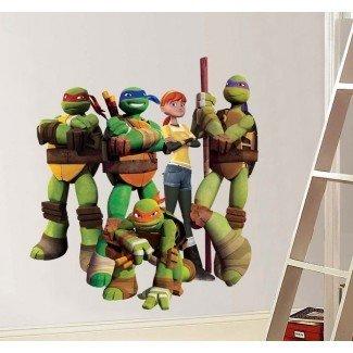 Tatuajes de pared: Tatuajes de tortugas ninja impresionantes Tortugas ninjas ...